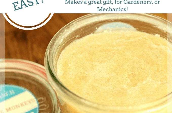 How to make homemade degreaser