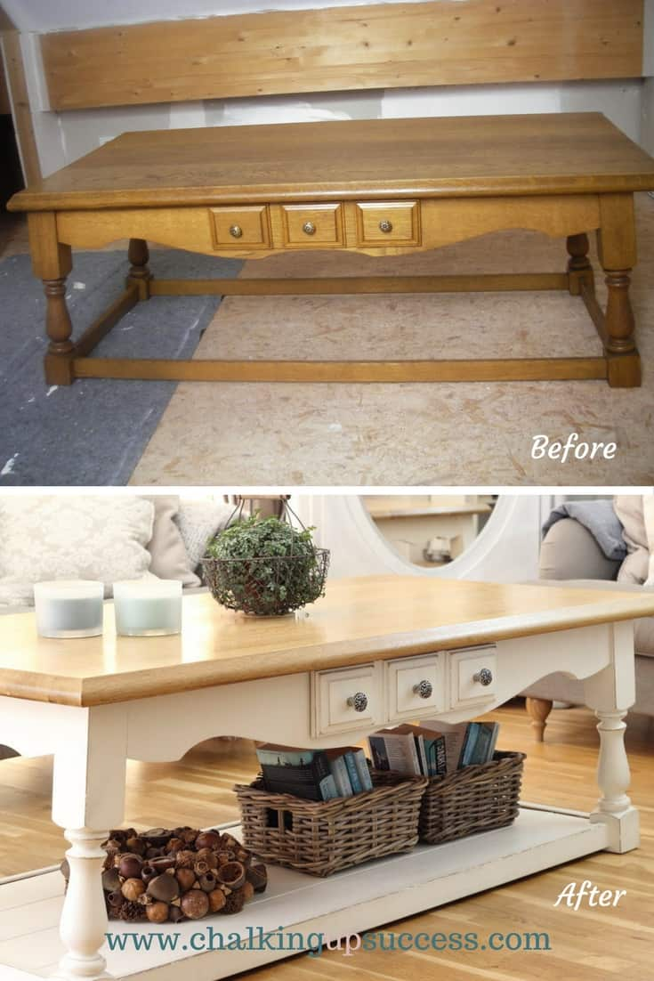 Riviera Maison Inspired Coffee Table Makeover. Just Goes To Show, You Donu0027t  Need To Have Stacks Of Cash To