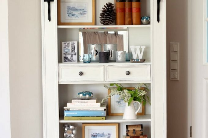 Easy Bookcase Makeover   Part Four, Wax