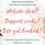 Buy your website hosting in the 2017 Black Friday Sales – just make sure you choose well!