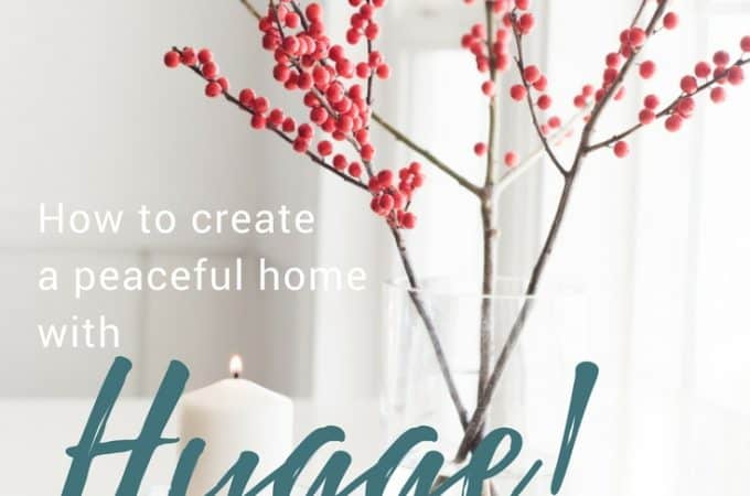 How to create a peaceful home with Hygge