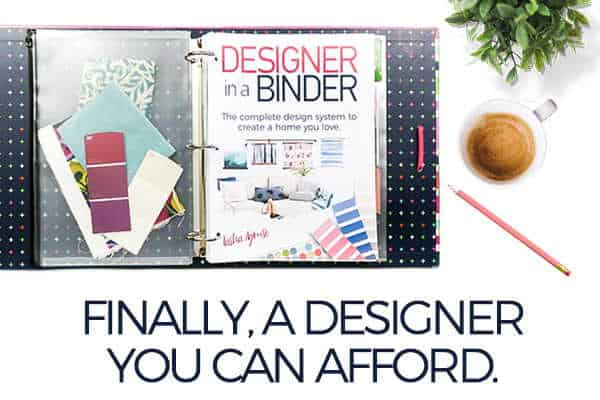 Designer Secrets For A Home You'll Love! Designer in a Binder is an affordable system with easy step by step instructions that will save you time and money. No more expensive mistakes – just gorgeous interiors! www.chalkingupsuccess.com