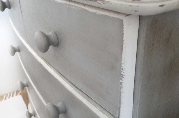 How To Transform Furniture With Chalk Paint