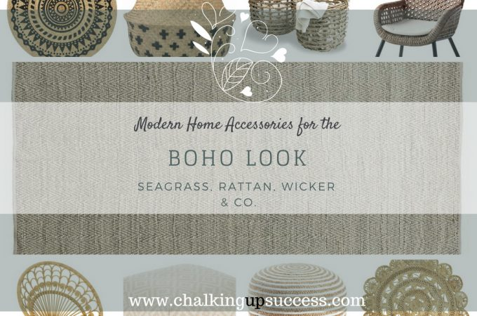 Seagrass, Willow & Rattan home accessories you'll love