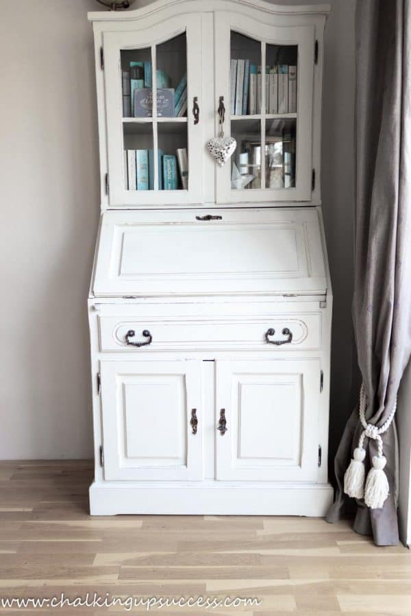 How to paint and stencil furniture with chalk paint by chalking up success dot com