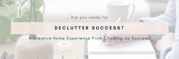 Picture your dream home - see how beautiful it is? Do you see any clutter? Thought not. Sign up for our newsletter and Join 'Declutter Success!' for free - this is not your average challenge! #organise #declutter #freechallenge