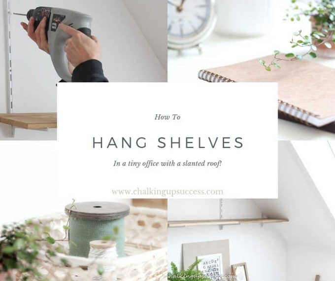 How To Put Up Shelves With Adjule Brackets