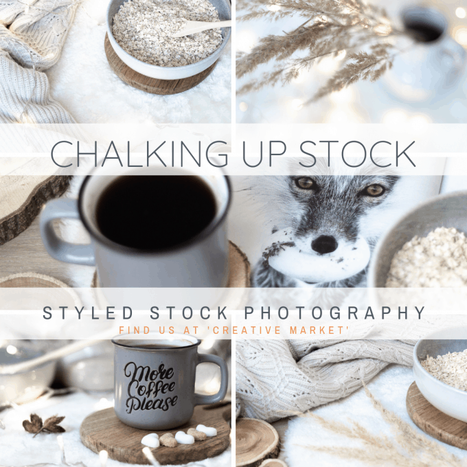 Chalking Up Stock, styled stock photography - Cosy Winter Bundle - Find us at Creative Market