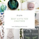 25 of the best crafty gifts for crafters