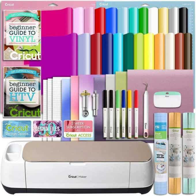 Cricut Maker, a great gift for crafters.