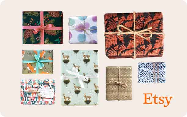 Etsy gift card - let the gifter choose their own gifts.