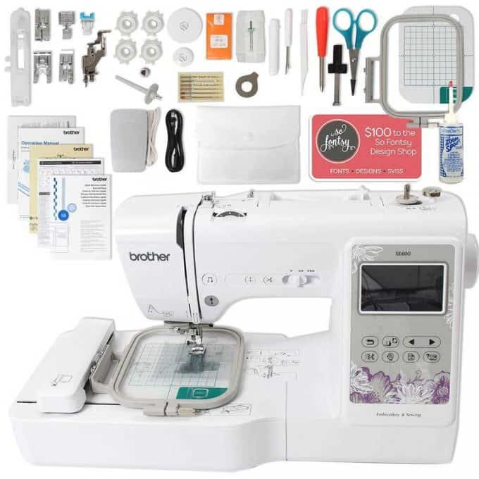 25 gifts for crafters - Brother sewing machine