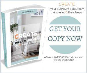 Take the product tour of 'Create your furniture flip dream home in 10 easy steps' to read all about it. Click the image to learn more about our eBook for sale.