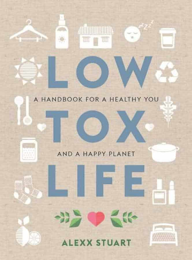 21 fun, productive, creative things to do at home - buy some new home decor books like 'Low Tox Life'