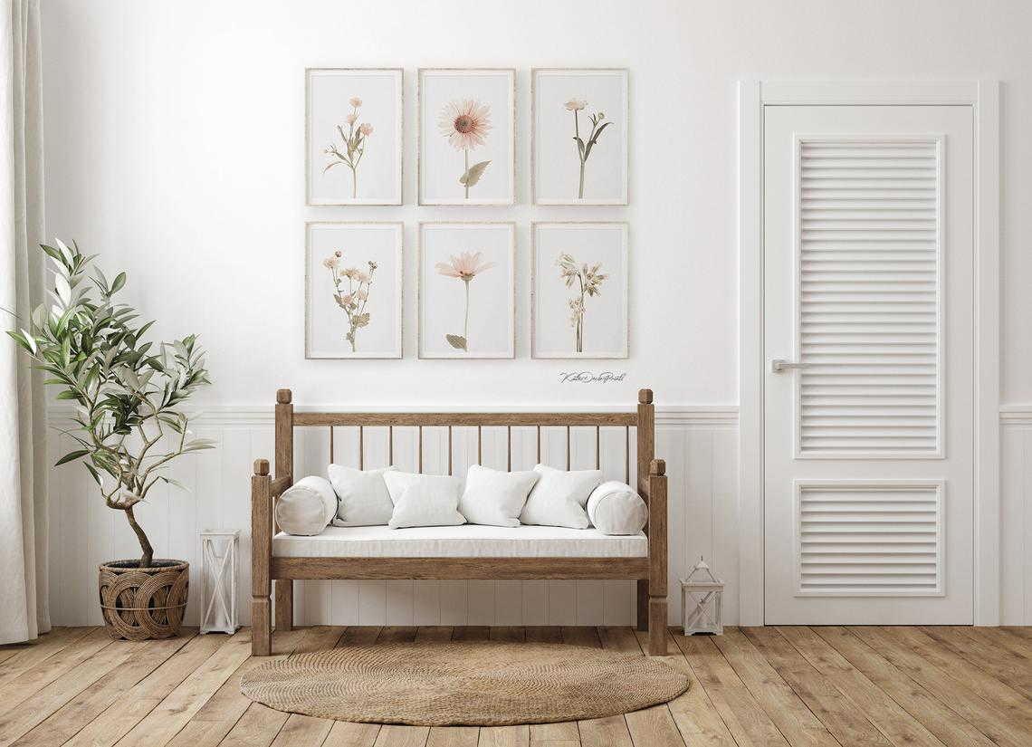 Wildflowers affordable botanical art