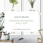affordable botanical art