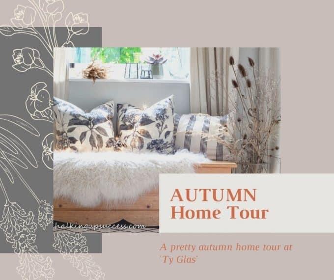 A modern vintage home tour