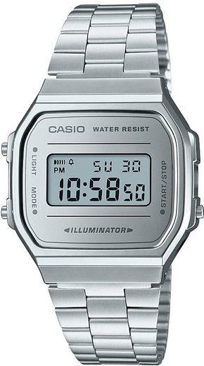Casio water resist watch in silver