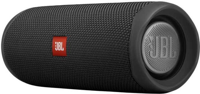 JBL portable speaker in black