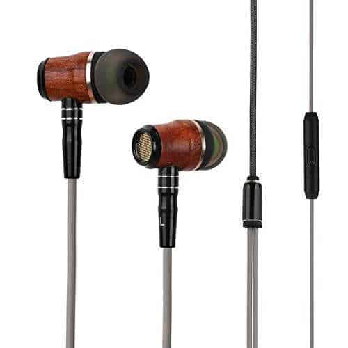 Wood headphones, one of the the best gifts for men in their 20s