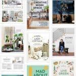 My favourite interior design and garden books
