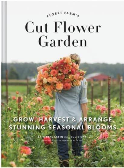 The book 'Cut Flower Garden' by Floret