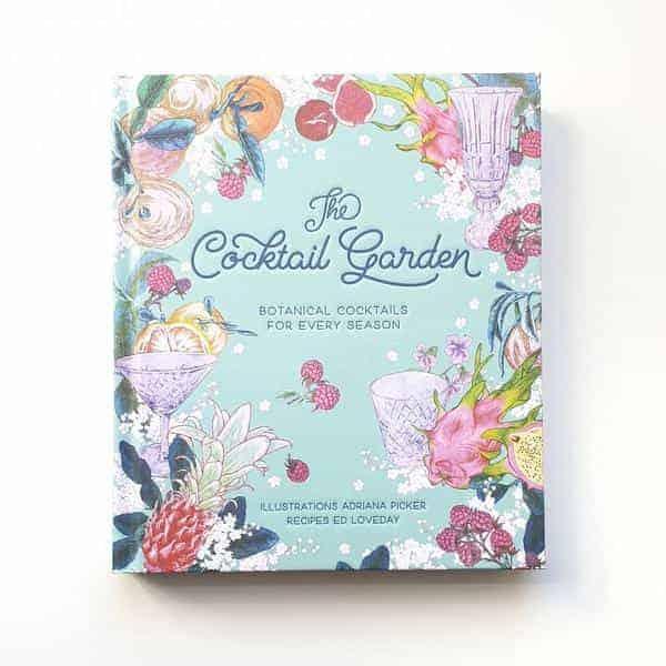 Book 'The Cocktail Garden'