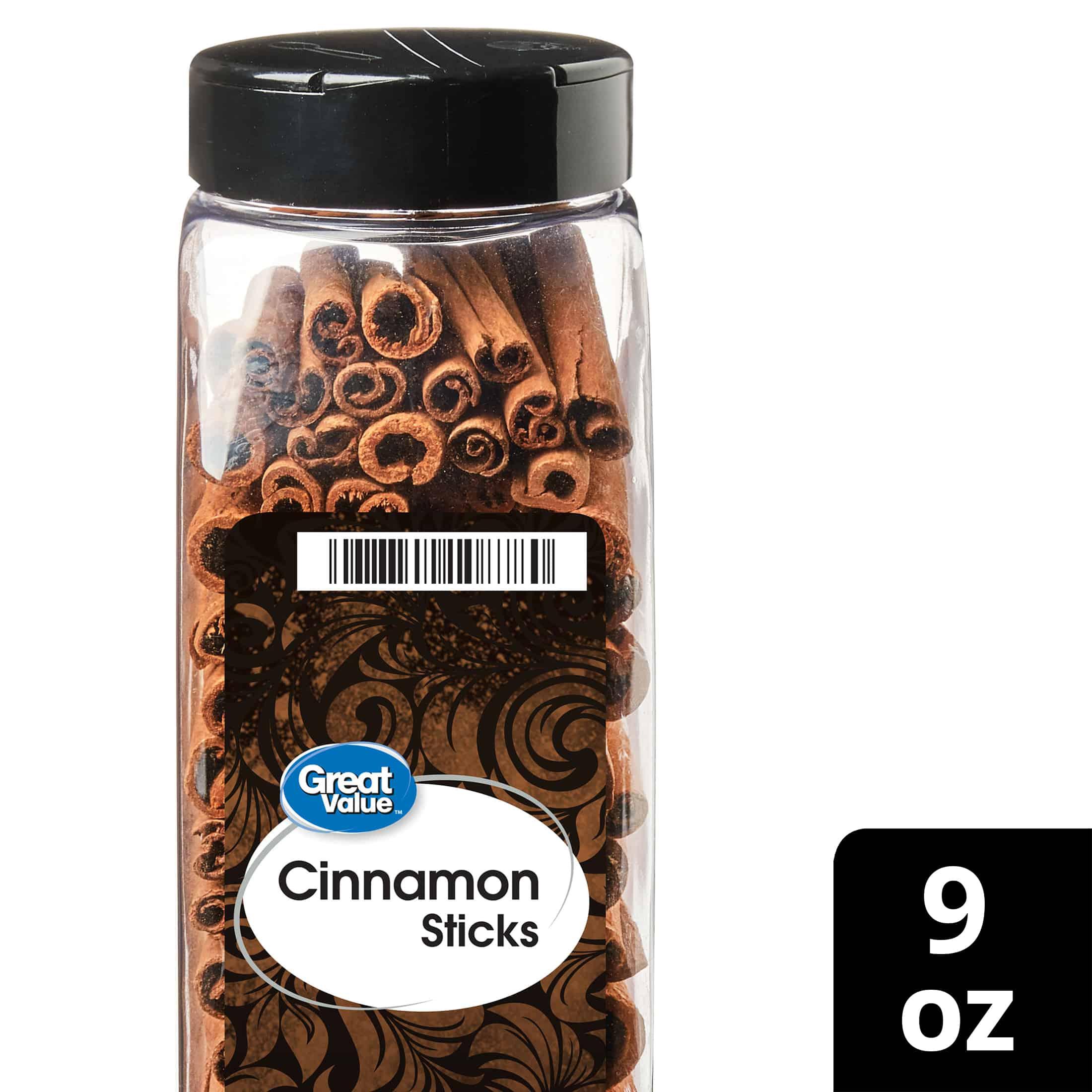 Great Value Cinnamon Sticks